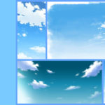 空と雲の描き方【デジタルイラスト背景講座】