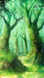 エタリンの森背景