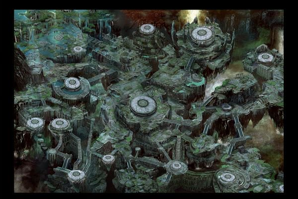 古代迷宮マップ