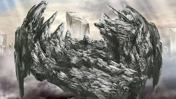 光神獣討伐イメージボード