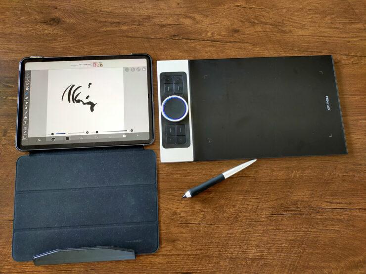 Deco Pro SWはBluetooth機能でiPad