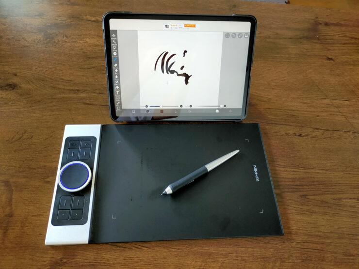 iPadでDeco Pro SW