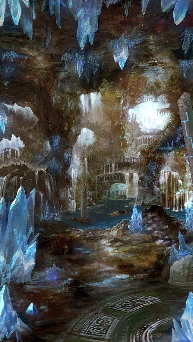 古代迷宮2層