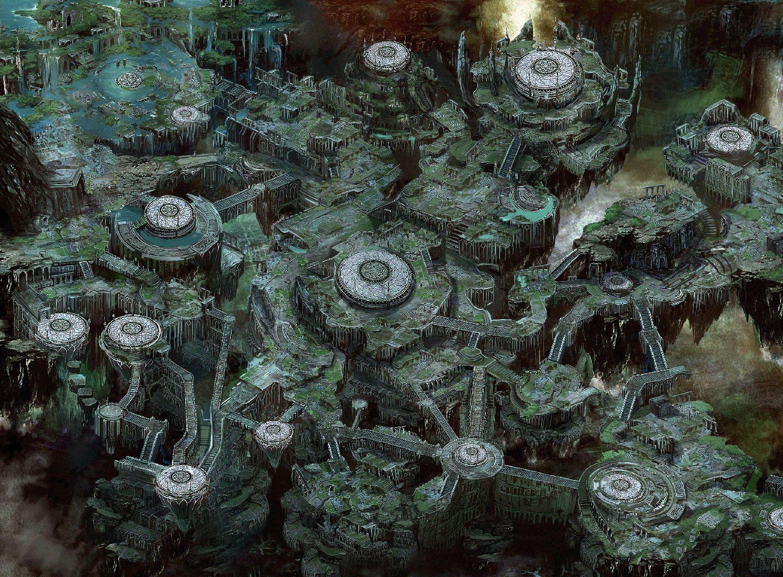 古代迷宮1層マップ