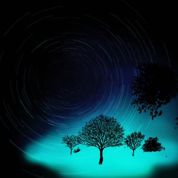 星の軌跡8