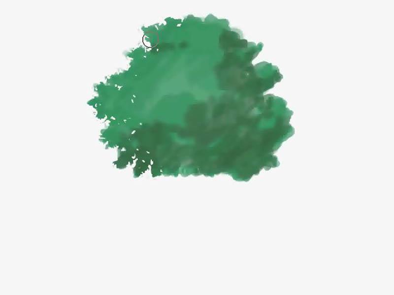 動画背景講座用の木5