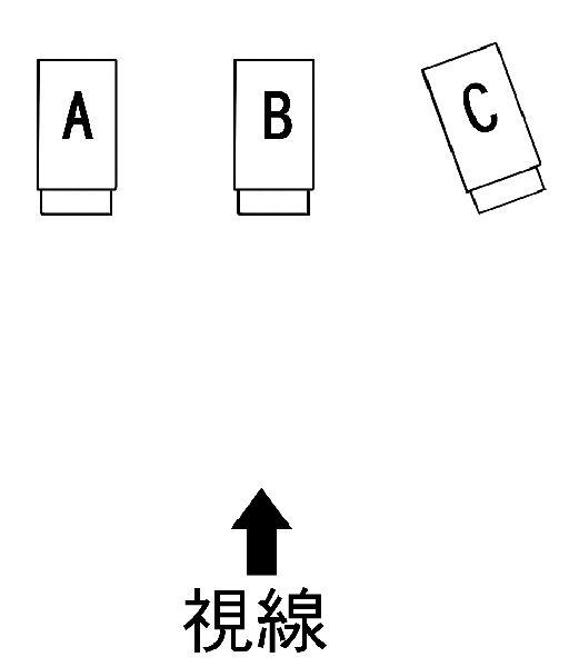 別角度の物解説