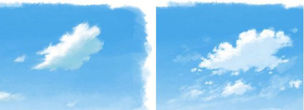 雲の描き方32