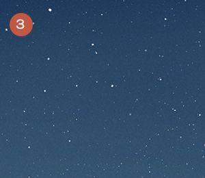背景事典の夜空
